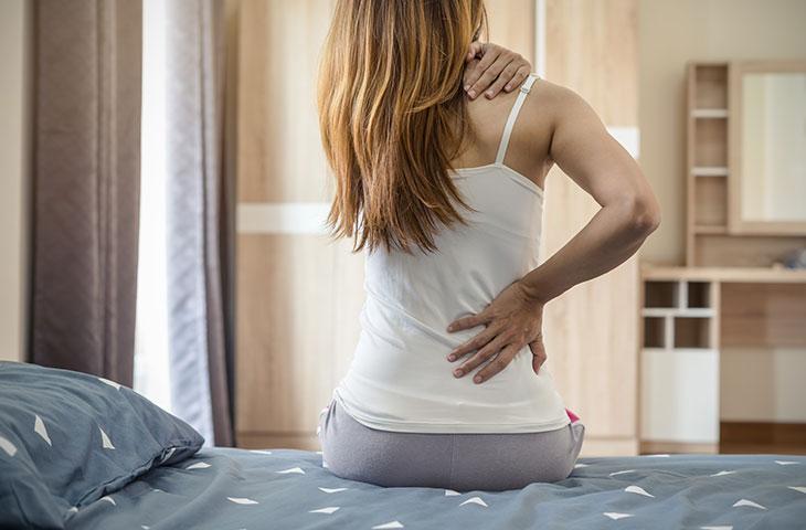 dolor en la espalda