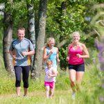 L'EXERCICE EN FAMILLE POUR RENFORCER LE LIEN AFFECTIF