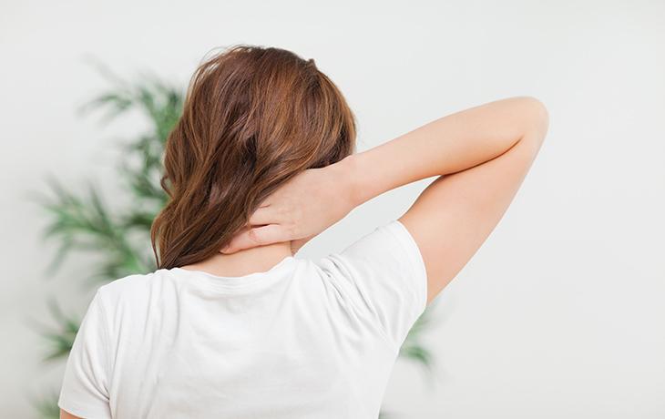 dolor cervical
